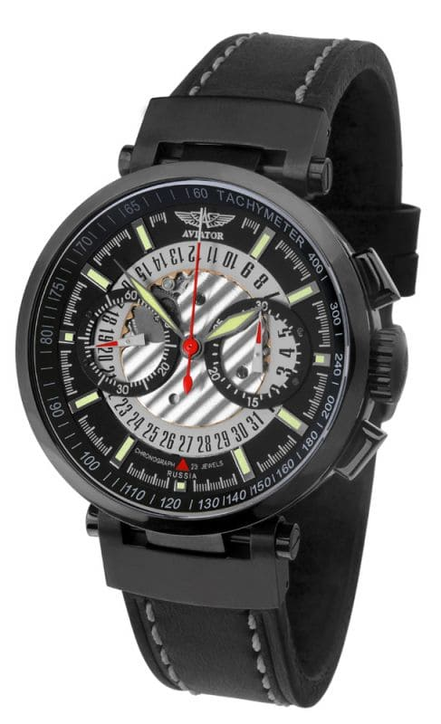 Aviator Chronograph Hi-Tech A 3133-2704542