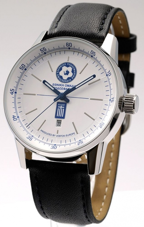 Vostok Europe 2115-GR-2010 football watch