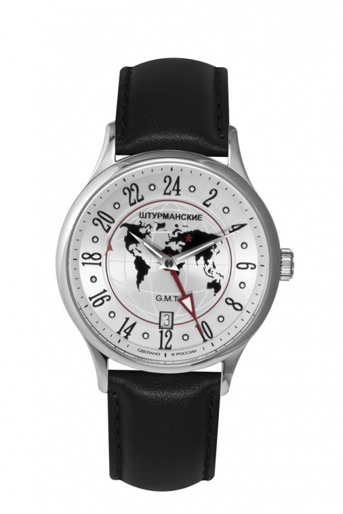 Sturmanskie Heritage Sputnik GMT 51524-3301804-e