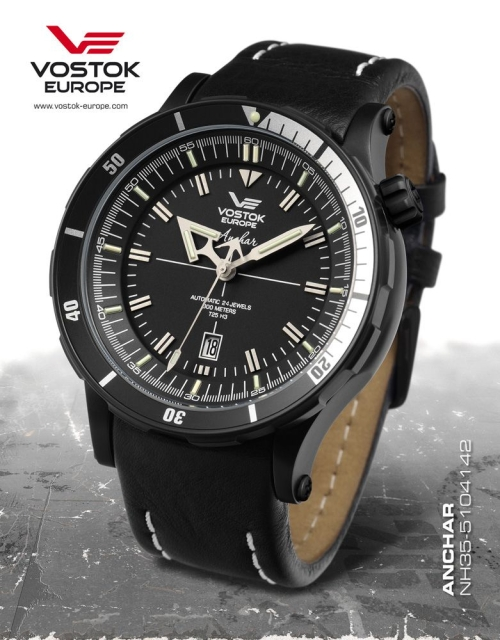 Vostok Europe Anchar Automatic NH35A-5104142