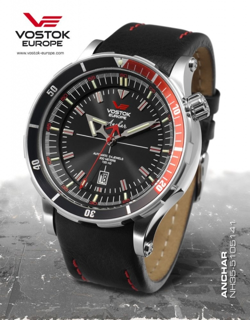 Vostok Europe Anchar Automatic NH35A-5105141