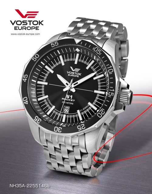 Vostok Europe Rocket N1 Automatic NH35A-2255146b