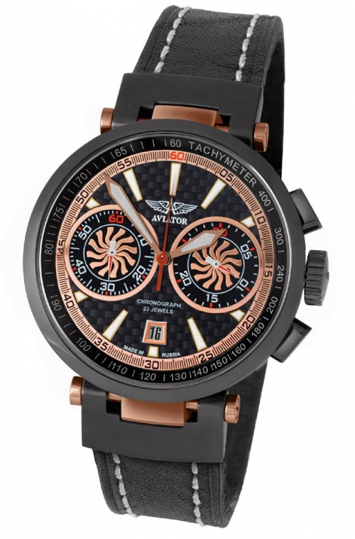 Aviator Hi-Tech Chronograph 3133-2709657