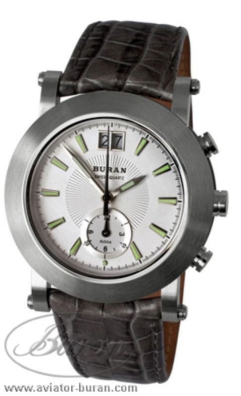 Buran Special Edition 5010b-0851452 Ladies Chronograph