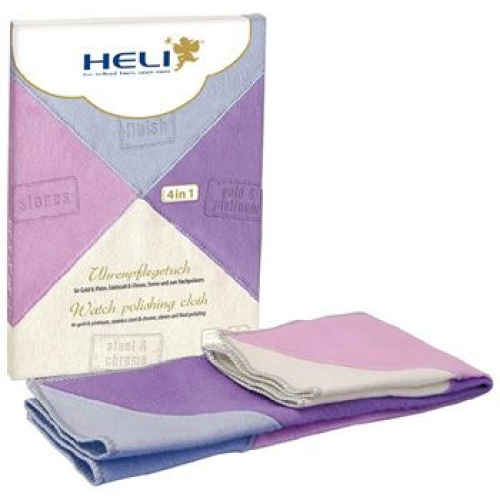 "HELI Watch Cleaning Cloth ""4 in 1"""