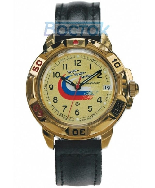 Vostok Komandirskie Mechanical 2414A-439564