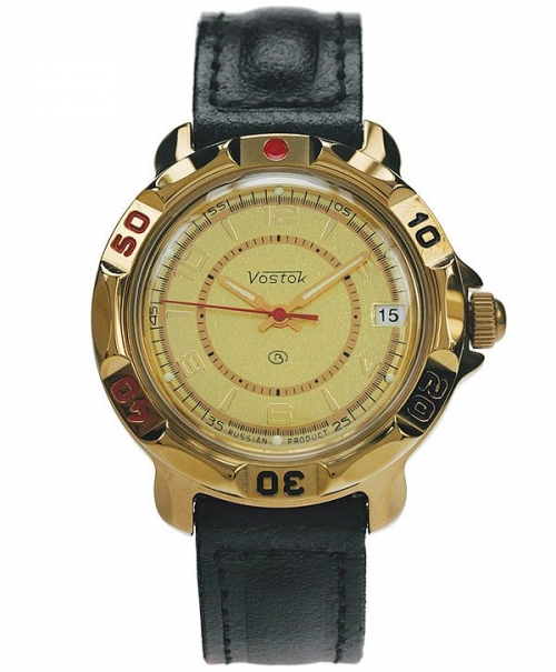 Vostok Komandirskie Mechanical 2414A-439980