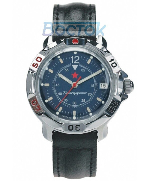 Vostok Komandirskie Mechanical 2414A-811398