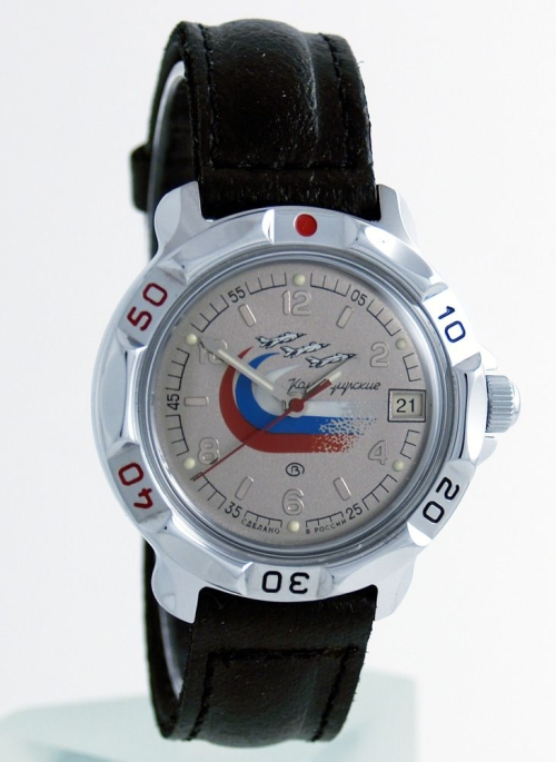 Vostok Komandirskie Mechanical 2414A-811107