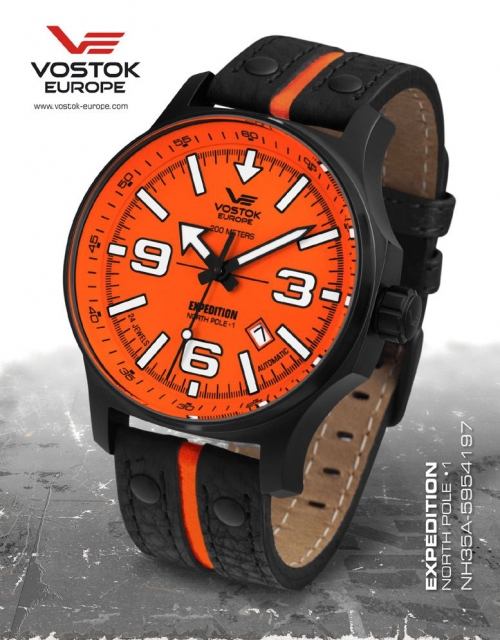 Vostok Europe Expedition North Pole 1 Automatic NH35A-5954197