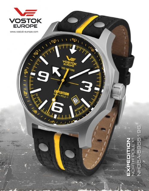 Vostok Europe Expedition North Pole 1 Automatic NH35A-5955196