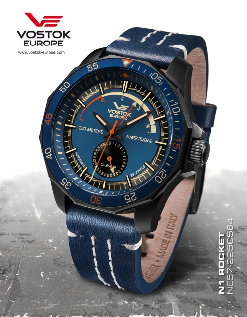 Vostok Europe Rocket N1 Automatic Power Reserve NE57-225C564