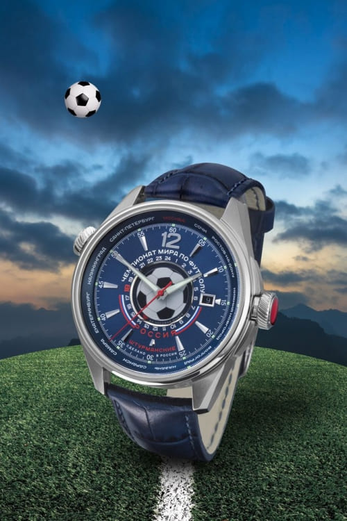 Sturmanskie Special Edition Football Watch S 2432-4571795