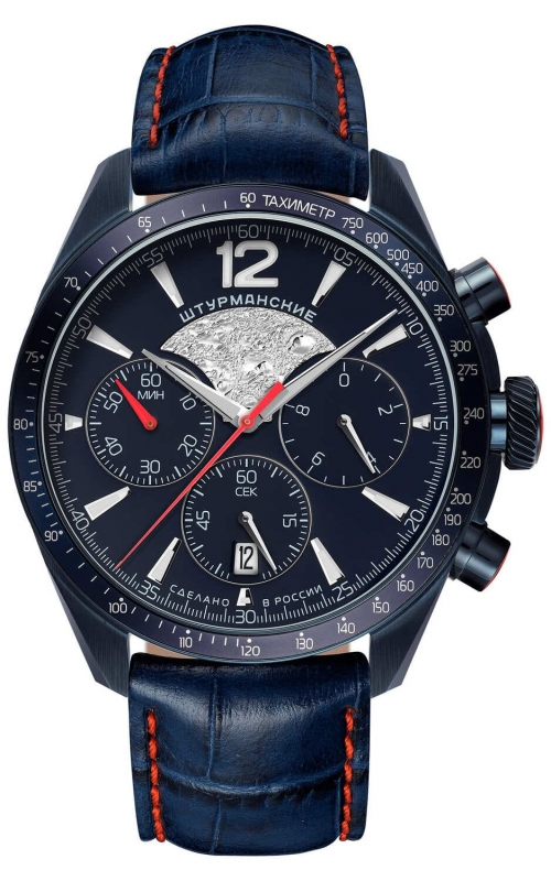 Sturmanskie Luna-25 (Moon-25) Chronograph 6S20-4782410