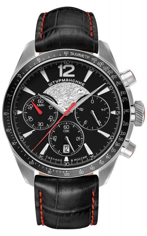 Sturmanskie Luna-25 (Moon-25) Chronograph 6S20-4785407