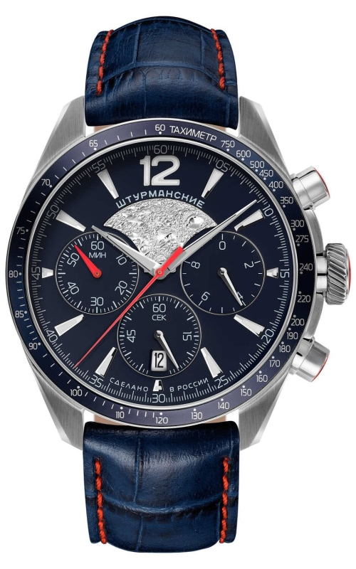 Sturmanskie Luna-25 (Moon-25) Chronograph 6S20-4785410