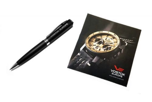 NEW and EXCLUSIVE - Present for your Vostok Europe watch purchase