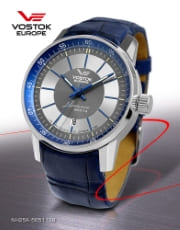 Vostok Europe GAZ 14 Automatic with Trigalight NH25A-5651138-S