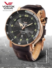 Vostok Europe Lunokhod 2 Automatic NH35A-6209209-S