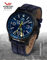 Vostok Europe Expedition Nordpol 1 Dual Time 515.24H-595C503