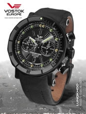 Vostok Europe Lunokhod 2 Grand Chrono 6S21-620E529