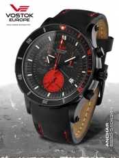 Vostok Europe Anchar Chrono Quartz 6S30-5104244