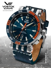 Vostok Europe Energia Rocket St. Steel Automatic NH35A-575A279