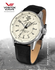 Vostok Europe GAZ 14 Automatic Power Reserve YN85-560A518