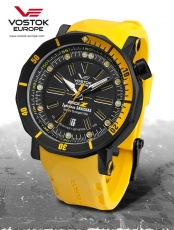 Vostok Europe Big Z Black Edition NH35A-6204344