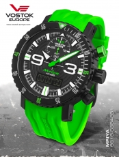 Vostok Europe Mriya 2 Multifunctional 9516-5554251