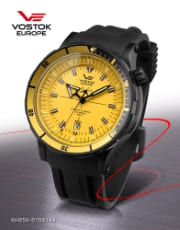 Vostok Europe Anchar Automatic NH25A-5104144-S